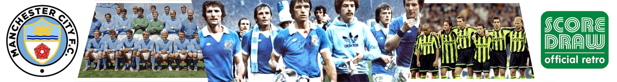 Maillots Retro Manchester City FC