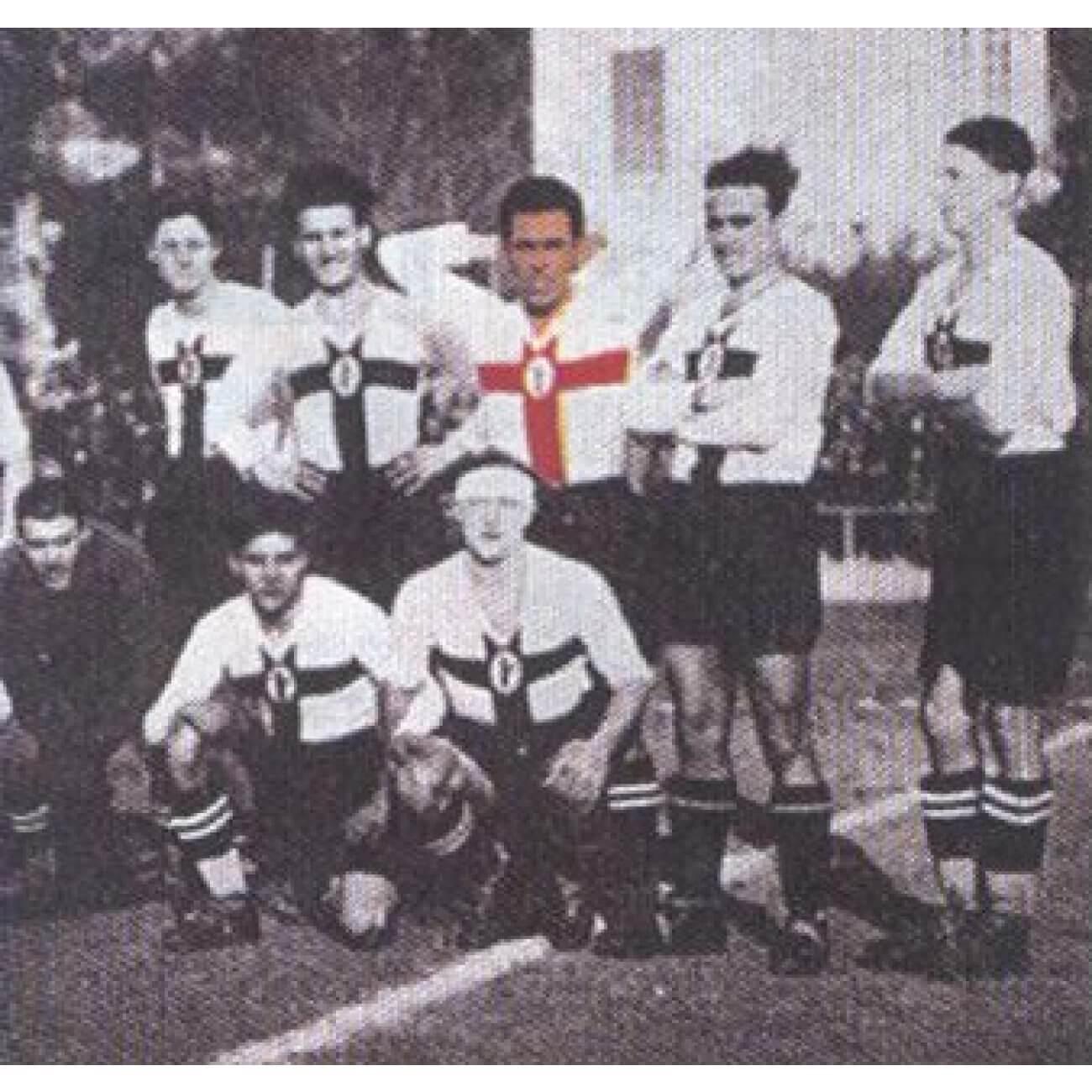 Maillot Ambrosiana Inter 1928