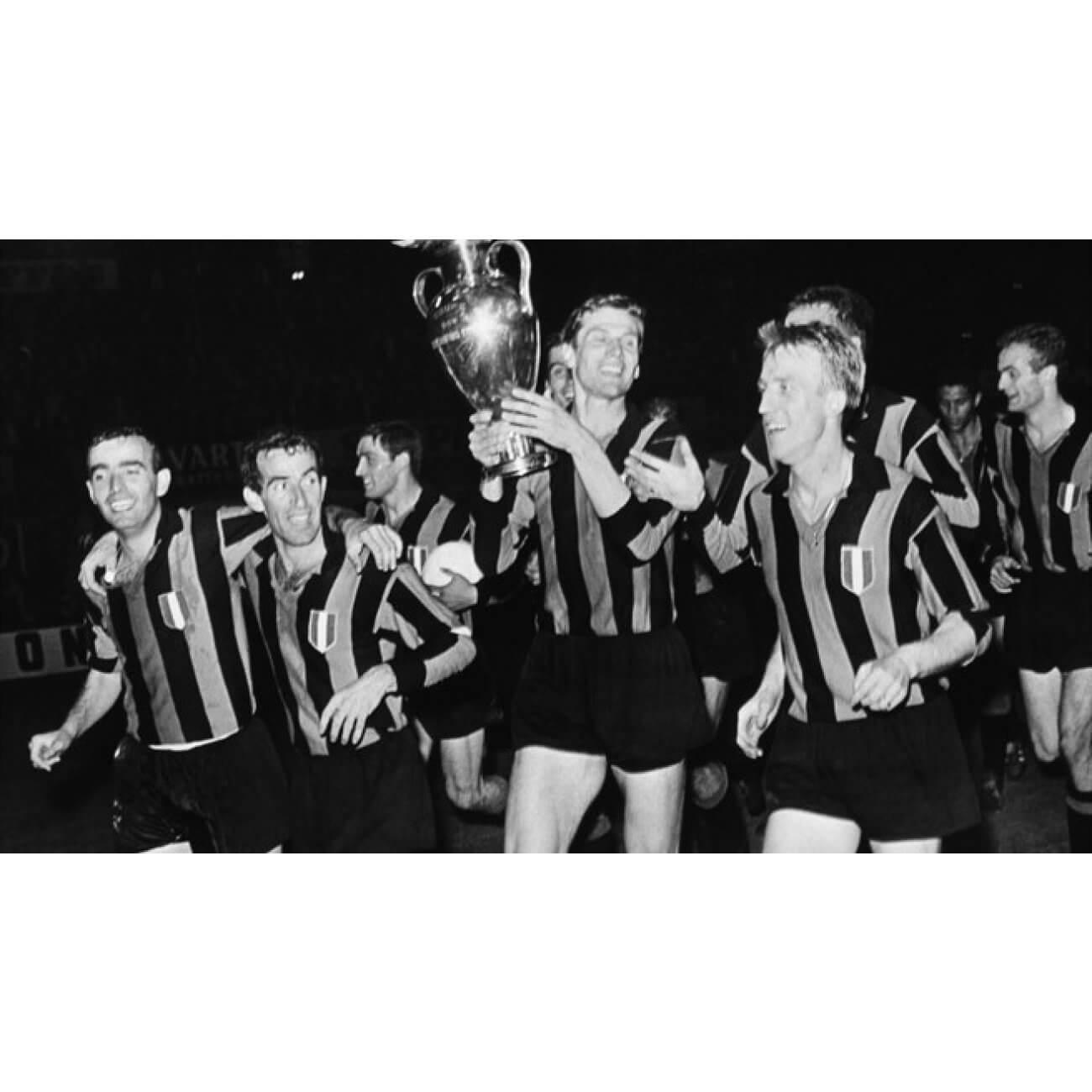 Maillot rétro Inter 1963/64