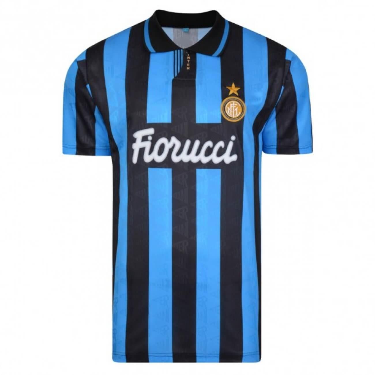 Maillot vintage Inter 1992