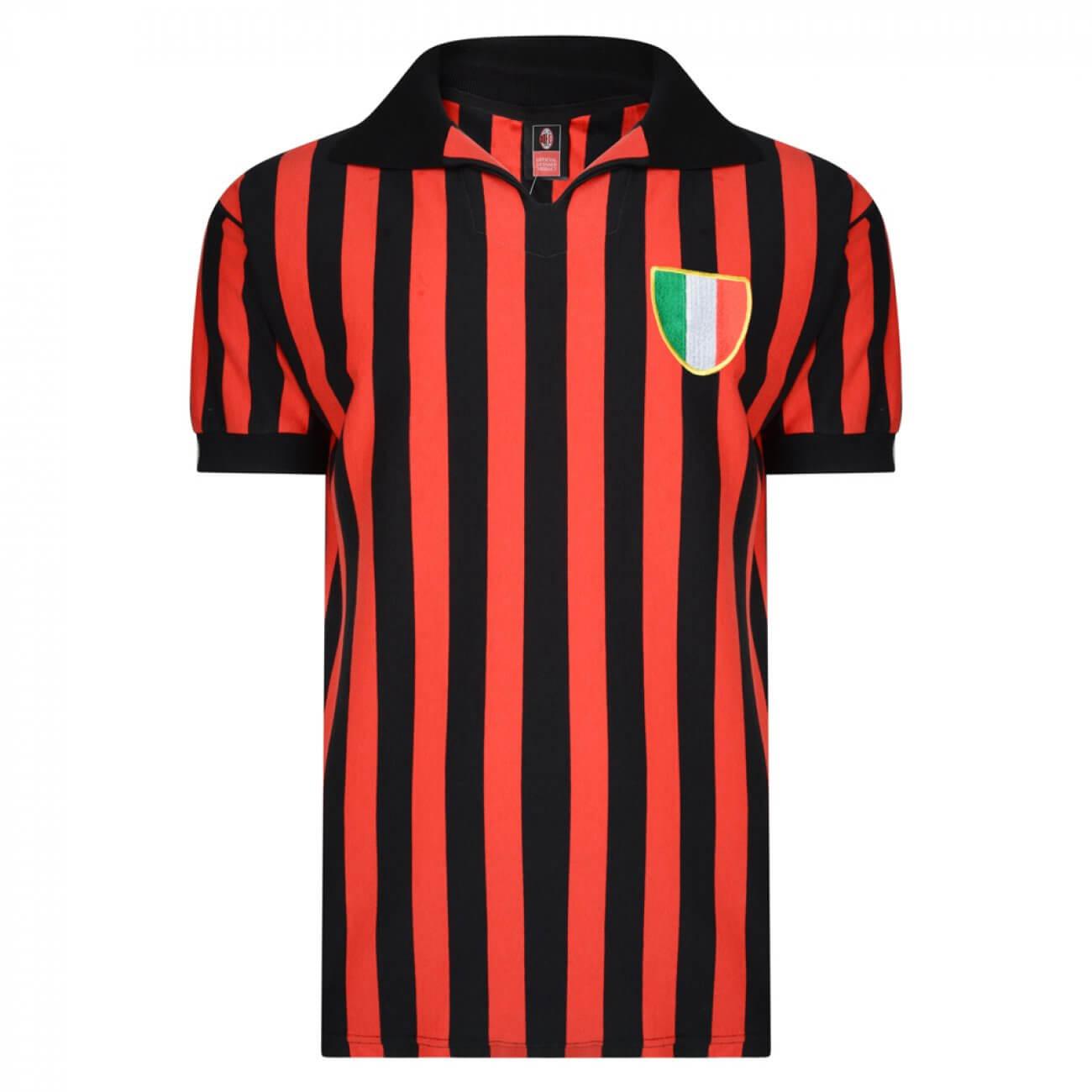 Maillot rétro AC Milan 1962/63