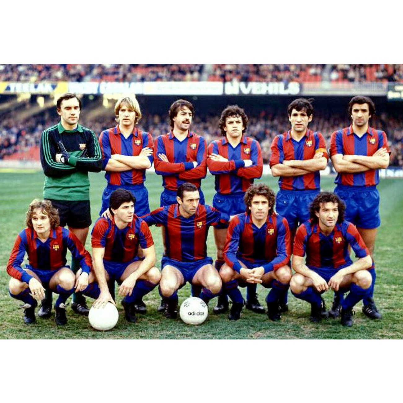tenue de foot FC Barcelona ÉQUIPE