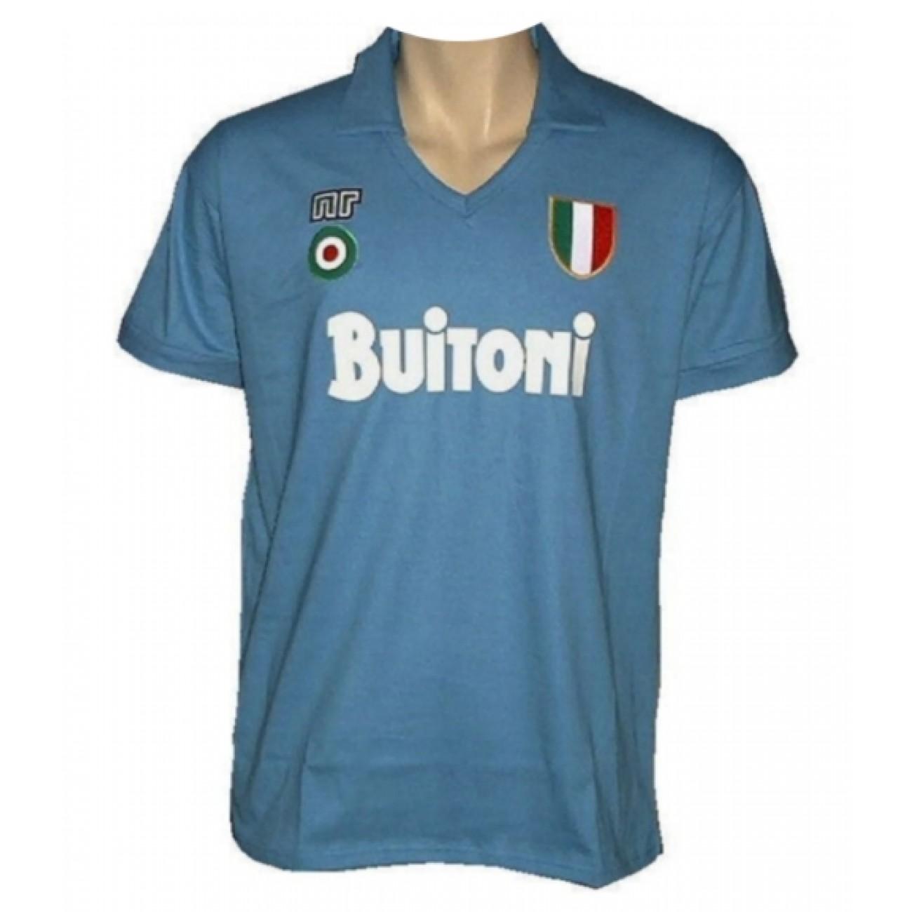 tenue de foot Napoli ÉQUIPE
