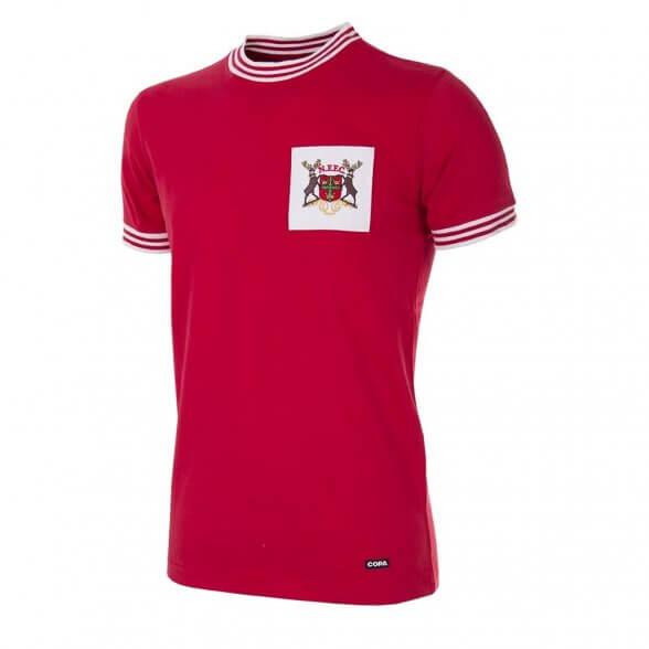 Maillot Nottingham Forest 1966/67
