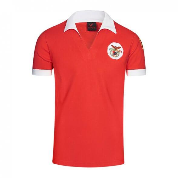 Maillot rétro SL Benfica 1960/61