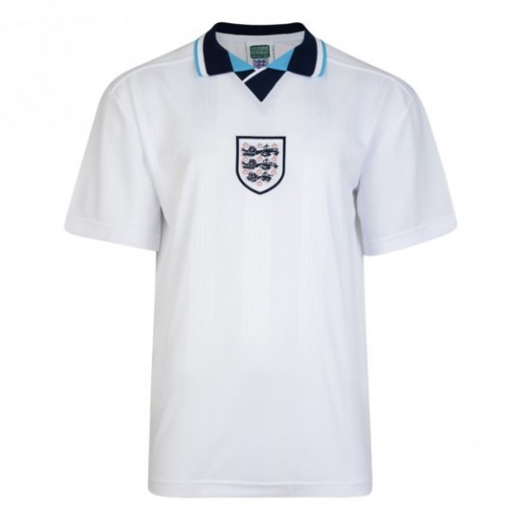 Maillot rétro Angleterre 1996