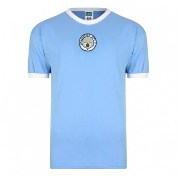 Maillot rétro Manchester City 1972
