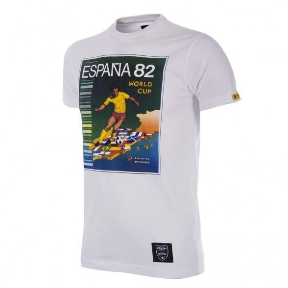 Tee-shirt Panini Coupe du Monde 1982   Retrofootball® 6e7e2605b487