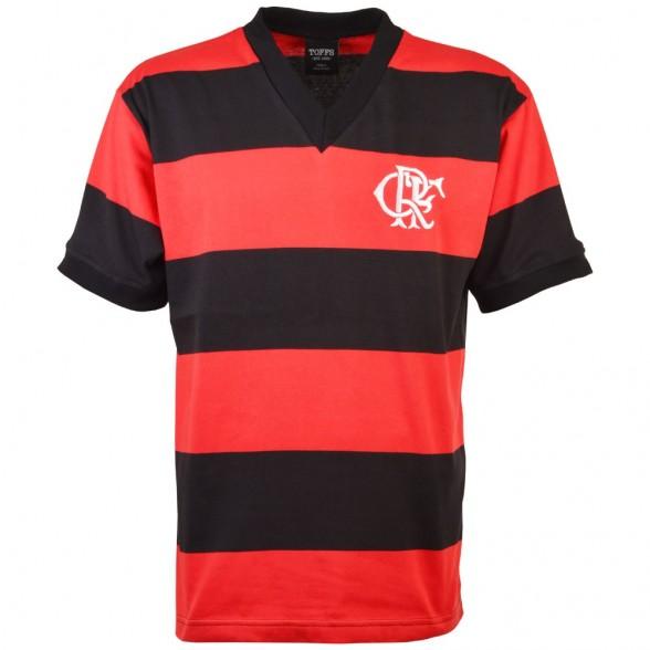 Maillot rétro Flamengo années 60
