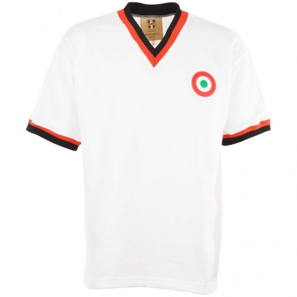 Maillot rétro Milan AC 1977