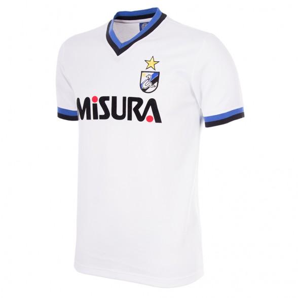 Maillot rétro Inter 1986/87 blanc