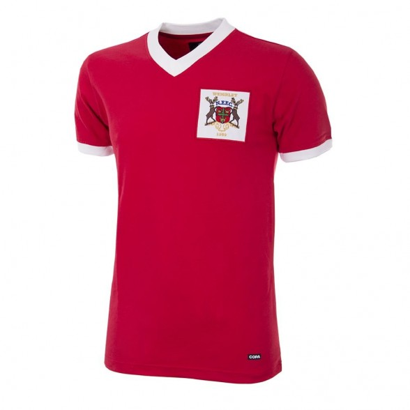 Maillot Nottingham Forest 1958/59