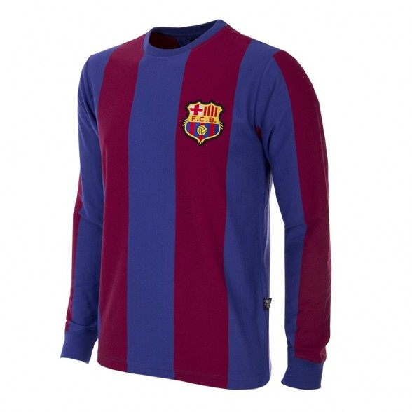 Maillot ancien FC Barcelone 1973/74