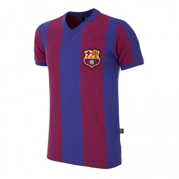 Maillot ancien FC Barcelone 1955/56