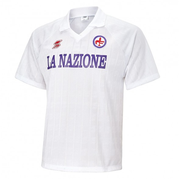 Maillot rétro Fiorentina 1989/90 extérieur