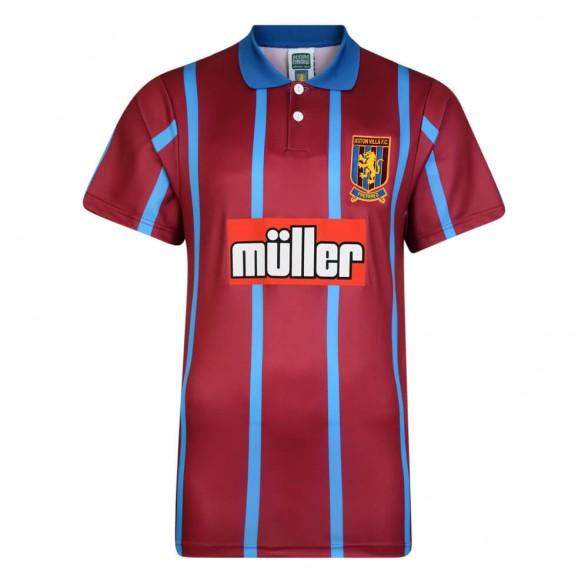 Maillot rétro Aston Villa 1994