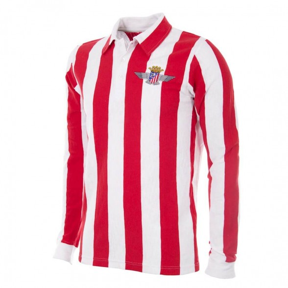 Maillot rétro Atletico Madrid 1939-40