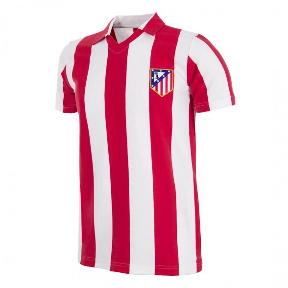 Maillot rétro Atletico Madrid 1985-86
