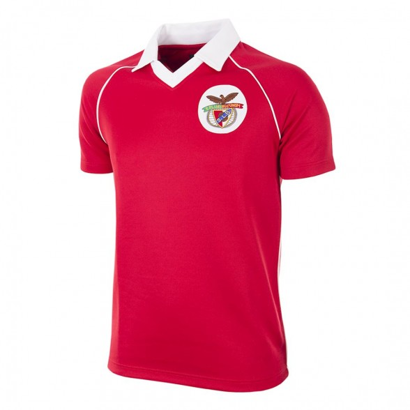 Maillot rétro SL Benfica 1983/84
