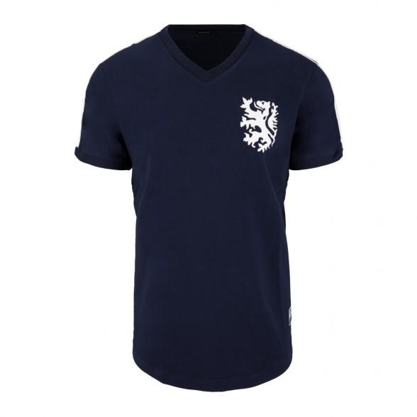 Tee Shirt Pays-Bas 1974 | Bleu