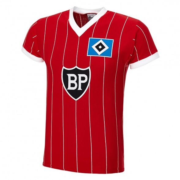 Maillot Hamburger SV 1983-84