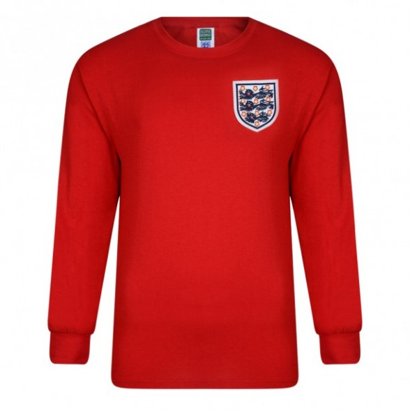 Maillot rétro Angleterre 1966
