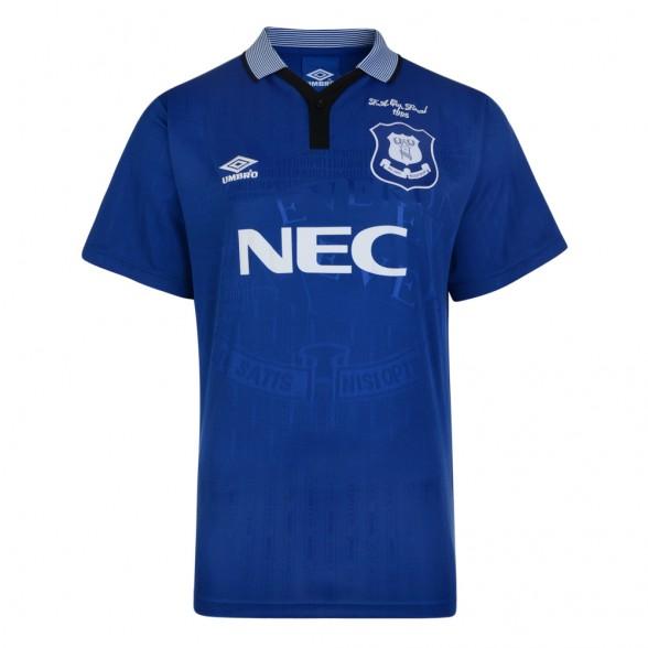 Maillot rétro Everton 1994/95 Umbro