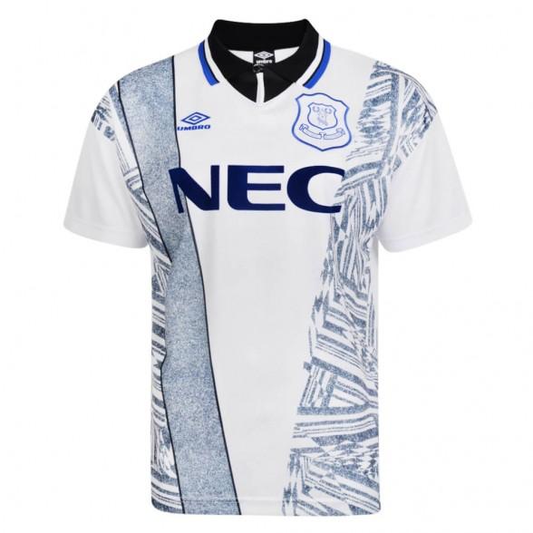 Maillot rétro Everton 1994-95 Extérieur