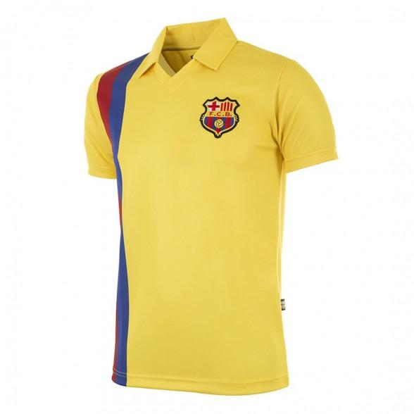 Maillot rétro FC Barcelona 1981-82 Extérieur