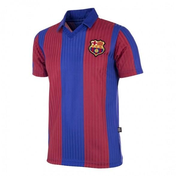 Maillot rétro FC Barcelona 1990-91