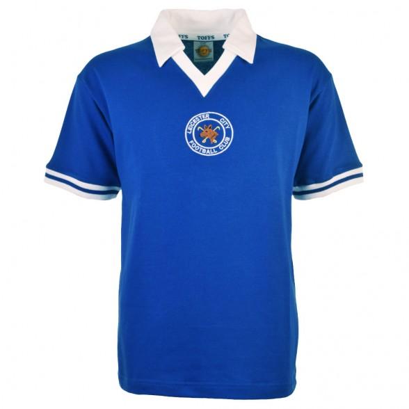 Maillot rétro Leicester City 1976 - 79