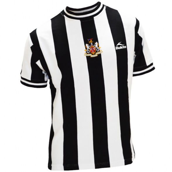 Maillot rétro Newcastle United 1973-74