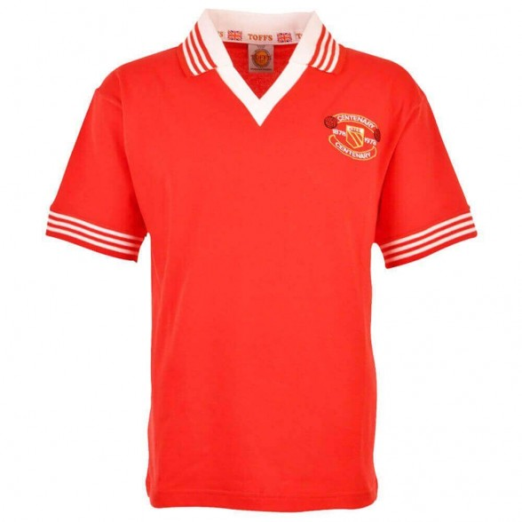 Maillot rétro Manchester United 1978-79