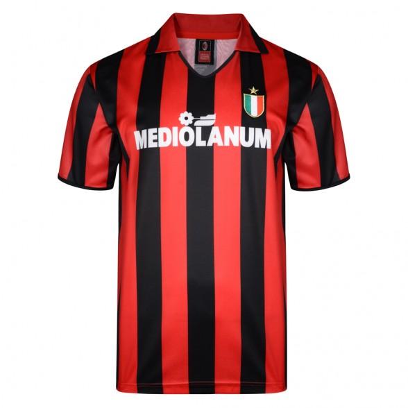 Maillot vintage AC Milan 1988/89