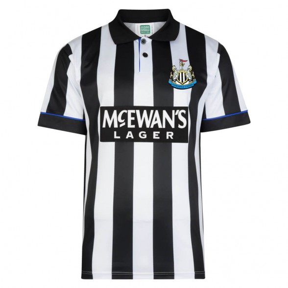 Maillot rétro Newcastle United 1994-95