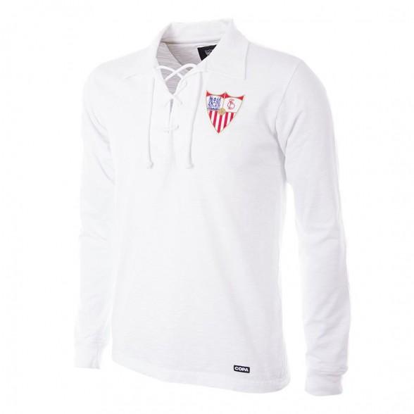 Maillot rétro Sevilla FC 1945 - 46