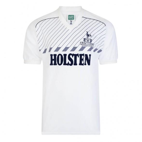 Maillot rétro Tottenham Hotspur 1986