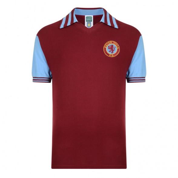 Maillot rétro Aston Villa 1981