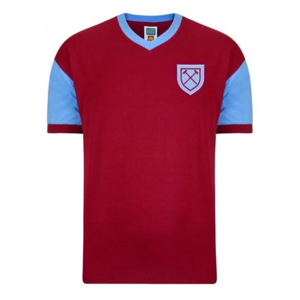 Maillot rétro West Ham 1958