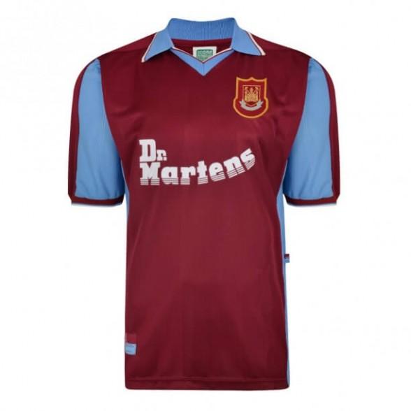 Maillot rétro West Ham 1997/98