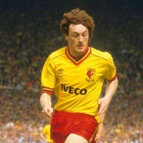 Maillot Watford FC 1983/84