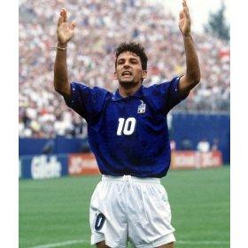 Maillot rétro Italie 1994 | Roberto Baggio