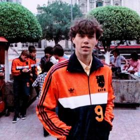 Veste rétro Pays-Bas années 1983