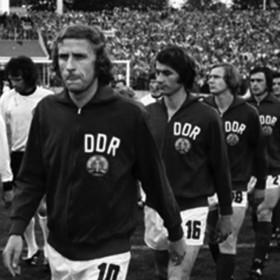 Veste rétro DDR années 70