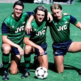 Maillot rétro Arsenal 1982 | Extérieur