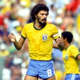 Maillot vintage Brésil 1982