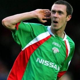 Maillot rétro Cork City FC 2004-05