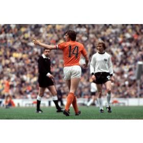 Maillot Pays-Bas 1974: Cruyff