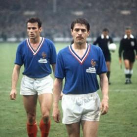 Maillot rétro France 1966
