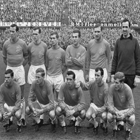 Maillot historique Pays-Bas 1966
